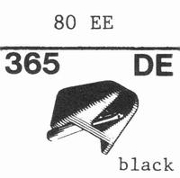EMPIRE SCIENTIFIC 80 EE, 808 Nadel, Diamant, Stereo
