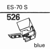 EXCEL ES-70-SR* 78 - RPM * Stylus, Diamond, normal (78rpm)