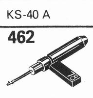 GARRARD KS-40 A Stylus, sapphire normal (78rpm) + sapphire s