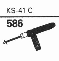GARRARD KS-41 C DOUBLE DIAM.