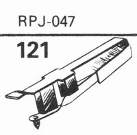 GENERAL ELECTRIC RPJ-047  Stylus, DS