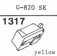 GOLDRING G-820 SUPER E Stylus, DE