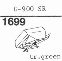GOLDRING G-900 SR Stylus, diamond, stereo
