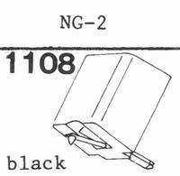 GOLDRING NG-2 COPY BLACK Stylus, DS   *N.L.A.*