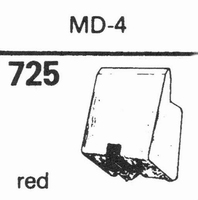 HAPE MD-4 Stylus, diamond, stereo