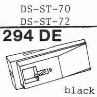 HITACHI DS-ST-70, diamond, stereo-ST-72 Stylus, diamond, ell