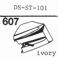 HITACHI DS-ST-101 Stylus, diamond, stereo