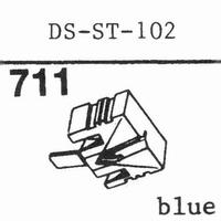 HITACHI DS-ST-102 Stylus, diamond, stereo