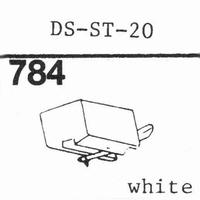 HITACHI DS-ST-20 Stylus, diamond, elliptical