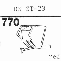 HITACHI DS-ST-23 Stylus, diamond, stereo