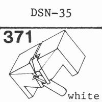 JAPAN COLUMBIA (DENON) DSN-35 Stylus, diamond, stereo