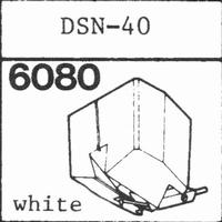 JAPAN COLUMBIA (DENON) DSN-40 Stylus, diamond, stereo