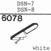 JAPAN COLUMBIA (DENON) DSN-7 Stylus, diamond, stereo