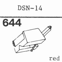 JAPAN COLUMBIA DSN-14 Stylus, DS