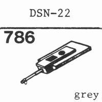 JAPAN COLUMBIA DSN-22 Stylus, diamond, stereo