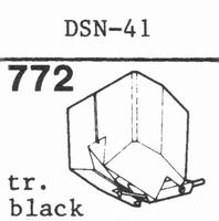 JAPAN COLUMBIA DSN-41 Stylus, diamond, stereo