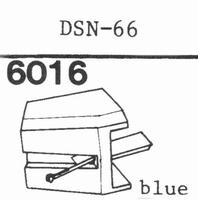 JAPAN COLUMBIA DSN-66 Stylus, diamond, stereo