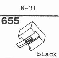 KENWOOD N-31 Stylus, diamond, stereo