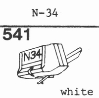 KENWOOD N-34 Stylus, DS