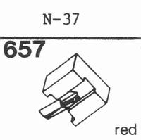 KENWOOD N-37 Stylus, diamond, stereo