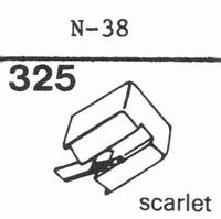 KENWOOD N-38 Stylus, diamond, stereo