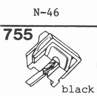 KENWOOD N-46 Stylus, diamond, stereo