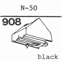 KENWOOD N-50 Stylus, diamond, stereo