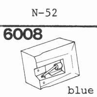 KENWOOD N-52 Stylus, diamond, stereo