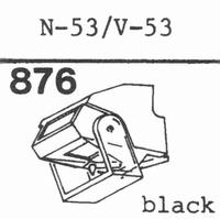 KENWOOD N-53/V-53 Stylus, diamond, stereo