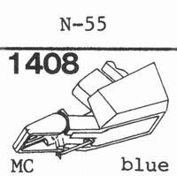 KENWOOD/TRIO N-55 Stylus