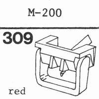 LENCO M-200 Stylus, diamond, stereo