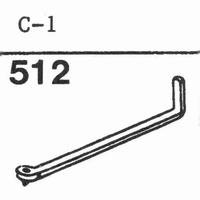 LESA C-1 Stylus, DS<br />Price per piece