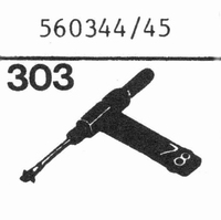 MAGNAVOX 560344/45 Stylus, sapphire stereo + diamond stereo