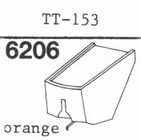 MARANTZ TT-153 Stylus, diamond, stereo