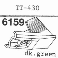 MARANTZ TT-430 Stylus, diamond, stereo