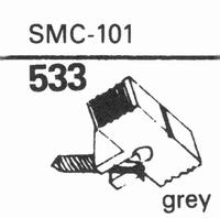 MASTERCRAFT SMC-101 Stylus, diamond, stereo