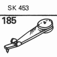 MERULA SK-453 Stylus, diamond, stereo