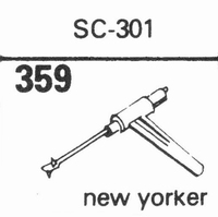 MICRO SC-301, NEW YORKER Stylus, SN/DS<br />Price per piece