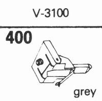 MICRO V-3100 Stylus, diamond, stereo