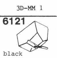 MITSUBISHI 3D-MM-1 Stylus, diamond, stereo