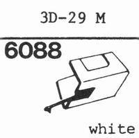 MITSUBISHI 3D-29 M Stylus, diamond, stereo