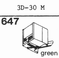 MITSUBISHI 3D-30 M Stylus, diamond, stereo