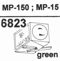 NAGAOKA JN-P150 FOR MP-150 Stylus