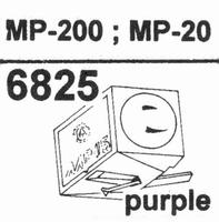 NAGAOKA JN-P200 FOR MP-200 Stylus