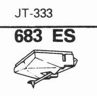 NAGAOKA JT-333 Stylus, ES<br />Price per piece