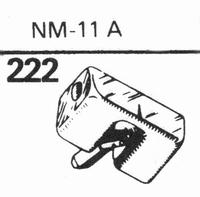 NAGAOKA NM-11-A Stylus, DS