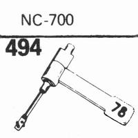 NAGAOKA/TONAR NC-700 Stylus, DS