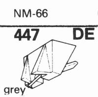 NAGAOKA/TONAR NM-66 Stylus, DE<br />Price per piece