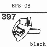 NATIONAL EPS-08, 10 Stylus, diamond, stereo