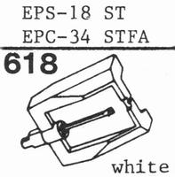 NATIONAL EPS-18 ST,EPS-18 STSD Stylus, diamond, stereo